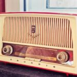 radio, vintage, listen