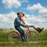 engagement, couple, romance
