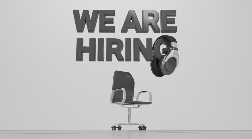 hiring, job, office