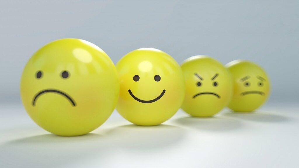 smiley, emoticon, anger
