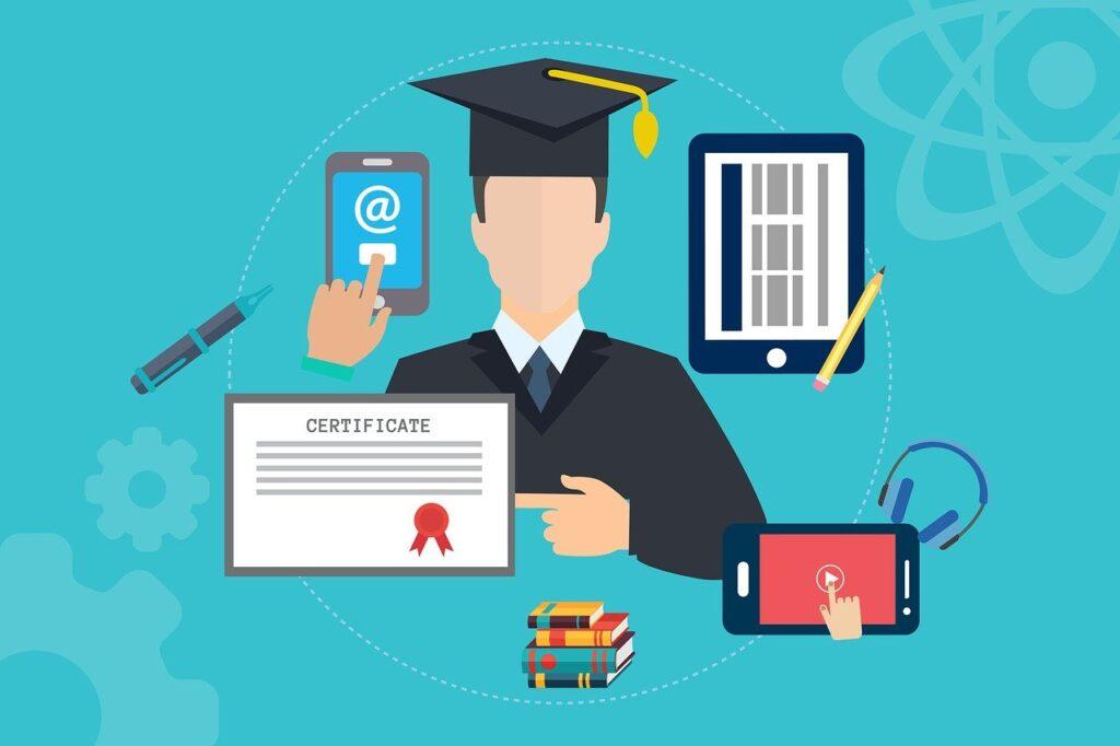 online, education, tutorial